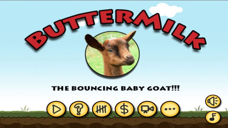 Buttermilk - The Bouncing Goat screenshot-0