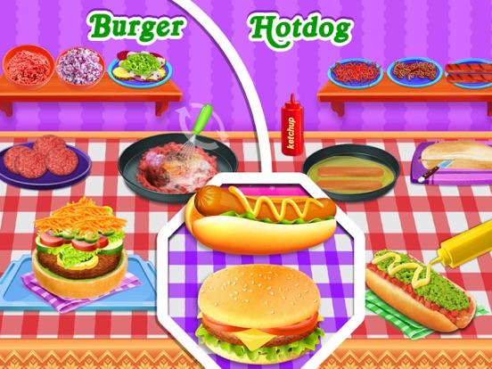 Street Food - Cooking Game screenshot 12