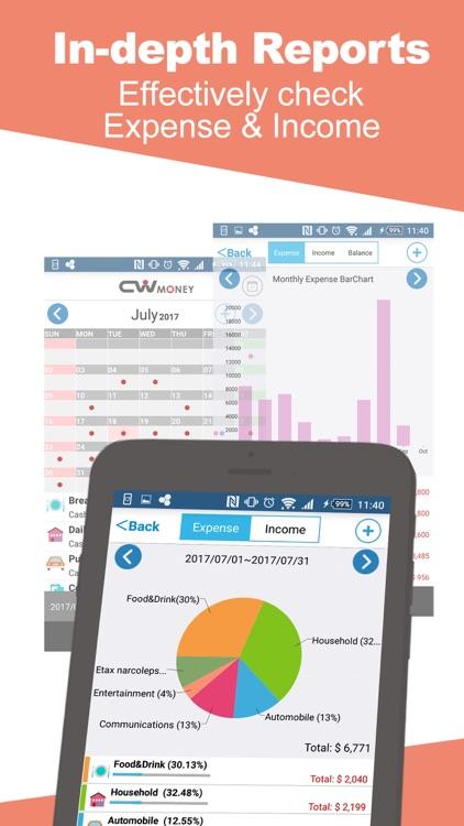 CWMoney Pro - Expense Tracker screenshot-4