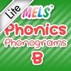 MELS Phonics Phonograms B Lite