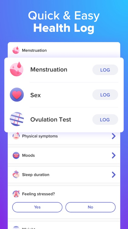 Glow Ovulation, Period Tracker screenshot-3