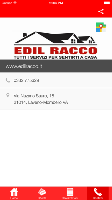 Screenshot of Edil Racco1