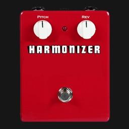 Harmonizer audio effect