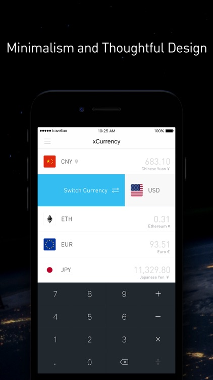 Currency Converter · xCurrency