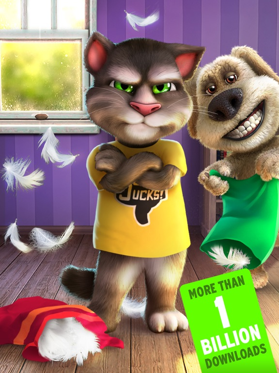 Talking Tom Cat 2 for iPad | App Price Drops