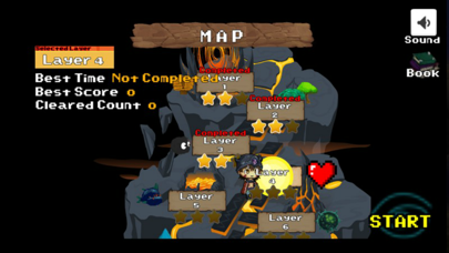 Dive to Abyss screenshot two