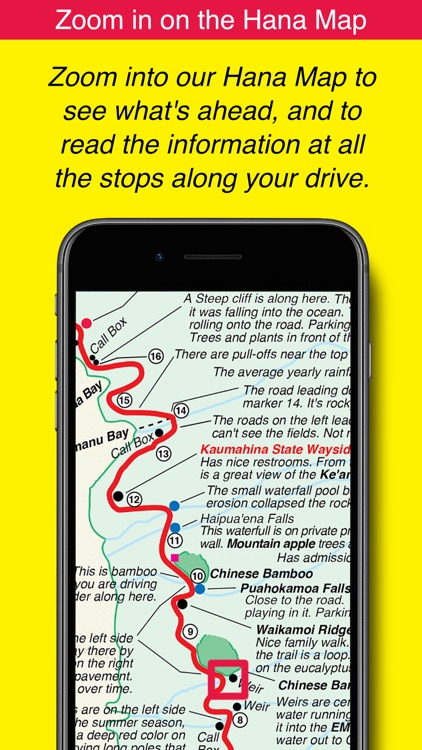 Hana GPS Guide screenshot-4