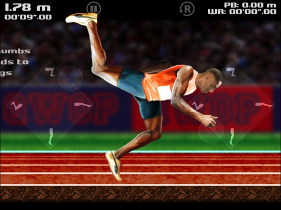 Qwop for ios app price drops screenshot 1 for qwop for ios ccuart Images