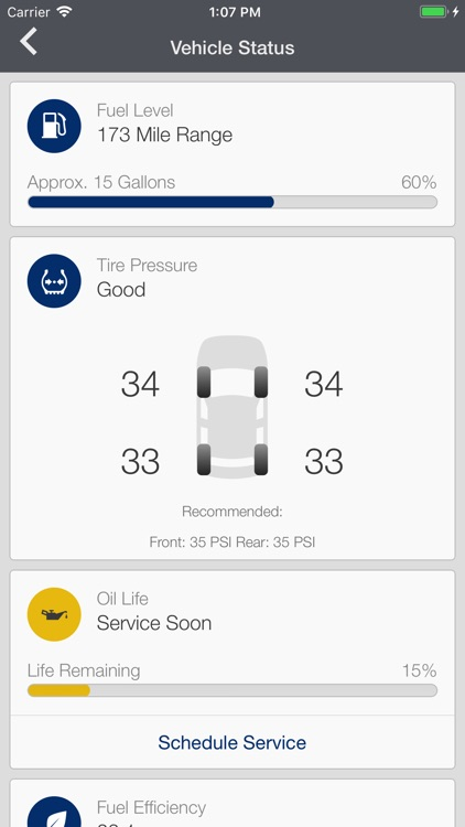 OnStar RemoteLink screenshot-2