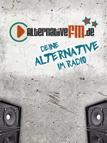 Alternative.FM - náhled
