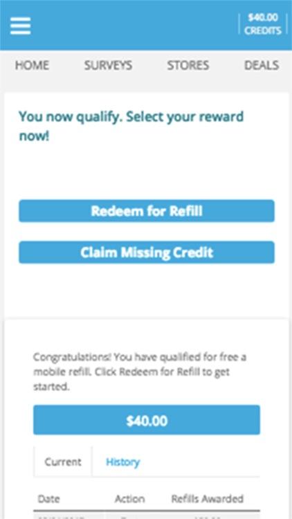 EcoMobile Refill Rewards Program screenshot-4
