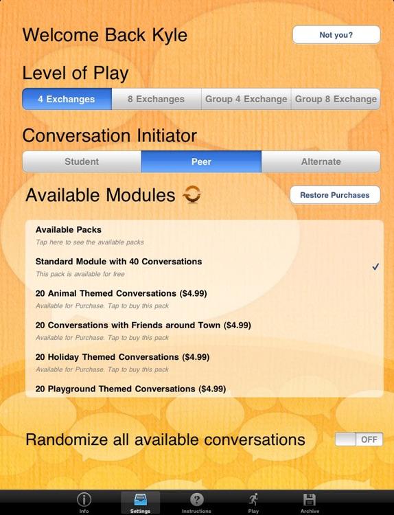 ConversationBuilderDeluxe screenshot-3