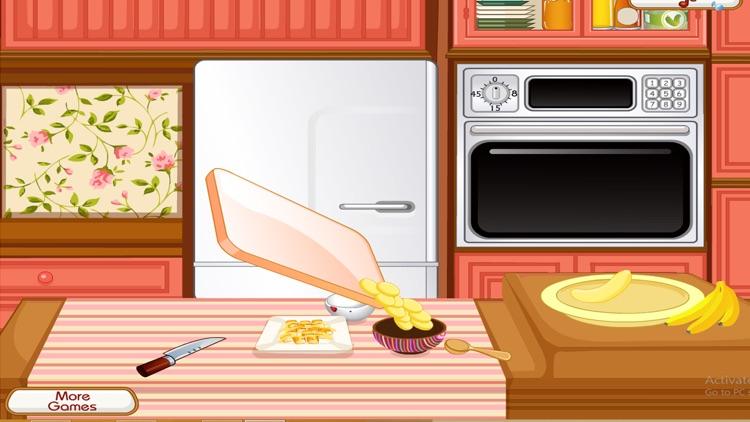 Bake a Cake - Cooking games