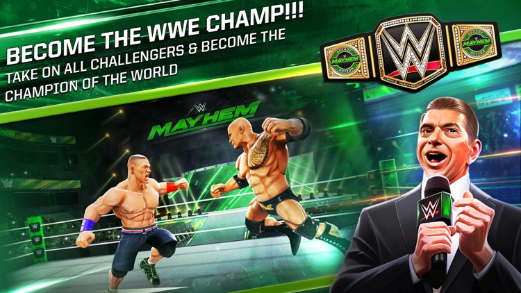 WWE Mayhem screenshot-9