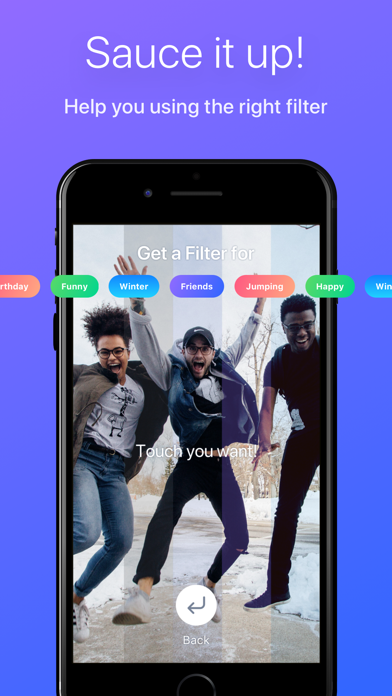 Pufful - your camera assistant screenshot two