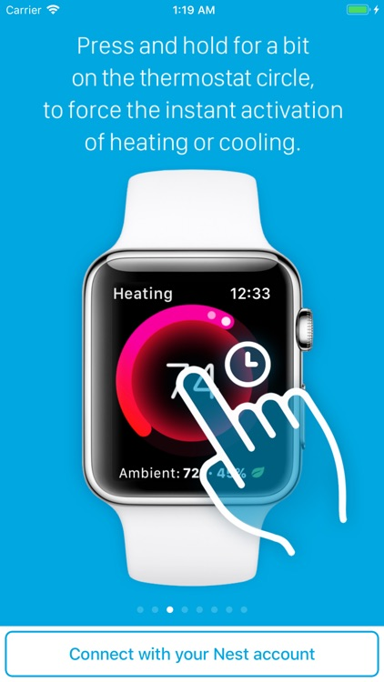 Thermo Watch for Nest screenshot-8