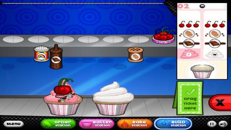 老爹蛋糕店—制作经营游戏