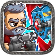 Activities of Total Recoil - Team of Heroes