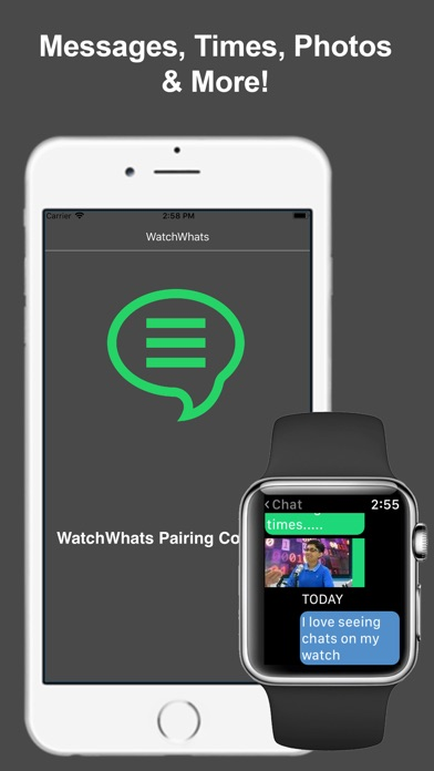 WatchWhats for WhatsApp Screenshot 2