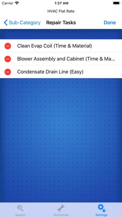 EC HVAC Flat Rate Pro screenshot-5