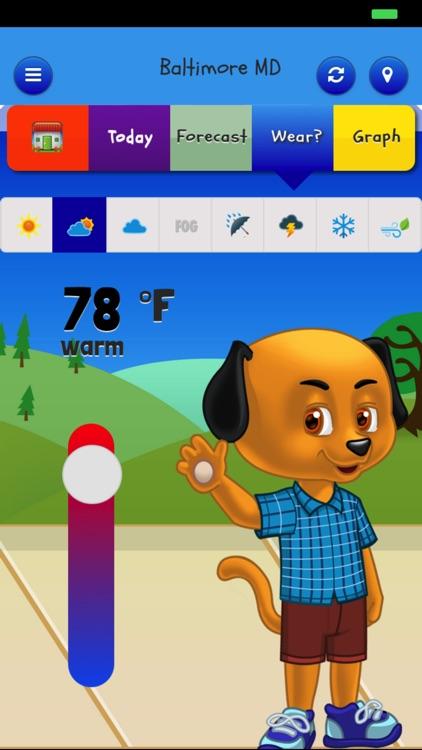 Kid Weather screenshot-3