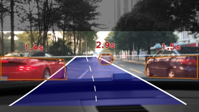 Pre-Crash Dash Camera 2in1 screenshot 2