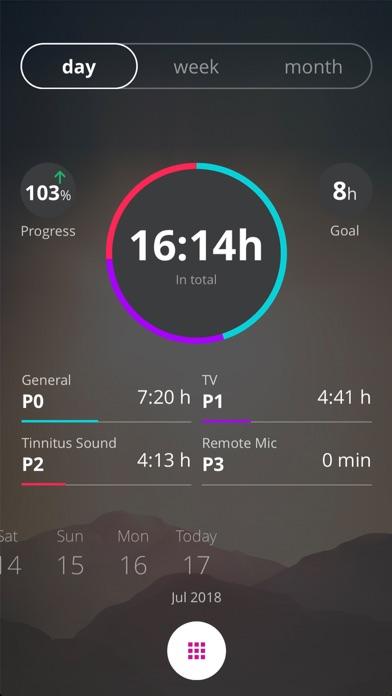 Screenshot for Oticon ON in Denmark App Store