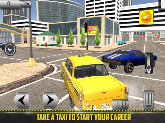 Taxi Customer: Driving SIM screenshot 5