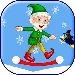 Bouncy Christmas Elf
