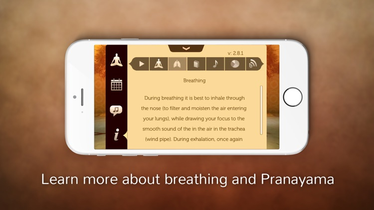Universal Breathing - Pranayama screenshot-4