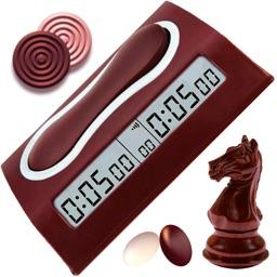 Aurora Chess Clock