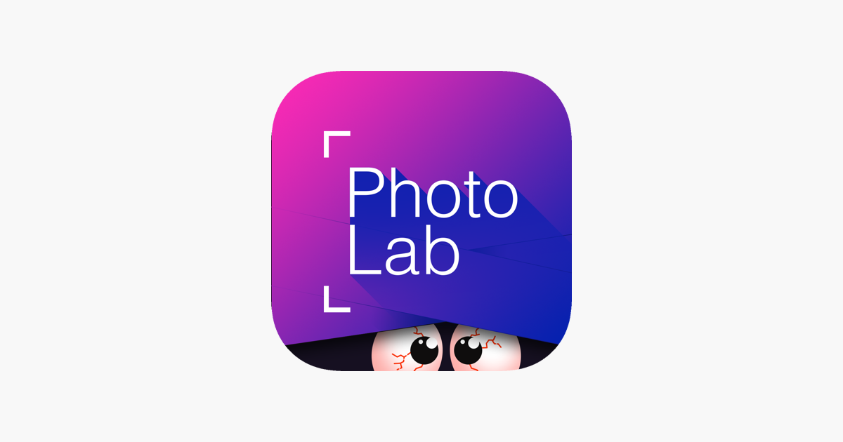 Photo Lab: Bilder bearbeiten im App Store