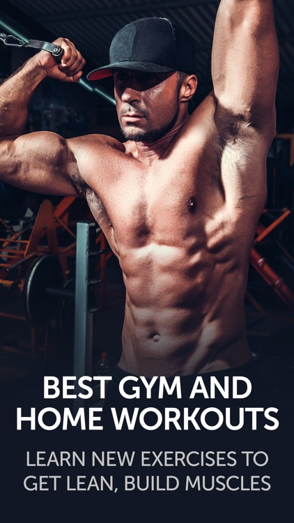 Fitness Buddy+: Gym Workouts screenshot-0