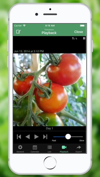 GreenDiary screenshot-4