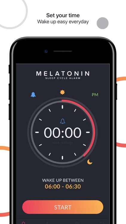 Melatonin - Sleep Cycle Alarm