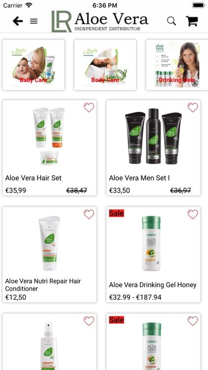 Lr Aloe Vera Shop screenshot-3