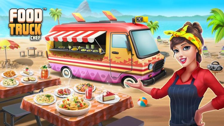 Food Truck Chef™: Pizza & Food screenshot-0