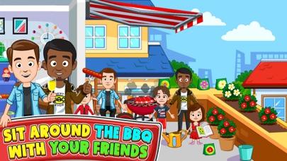 My Town : Best Friends' House screenshot 4