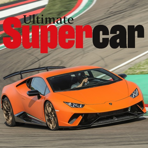 Download Ultimate Supercar free for iPhone, iPod and iPad