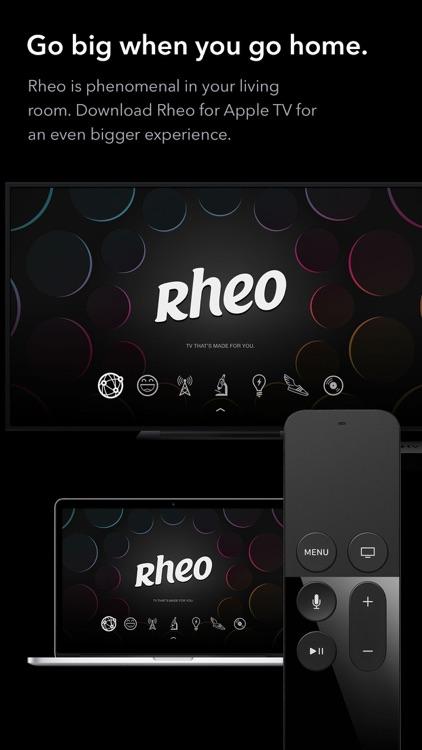 Rheo - Discover trending video screenshot-4