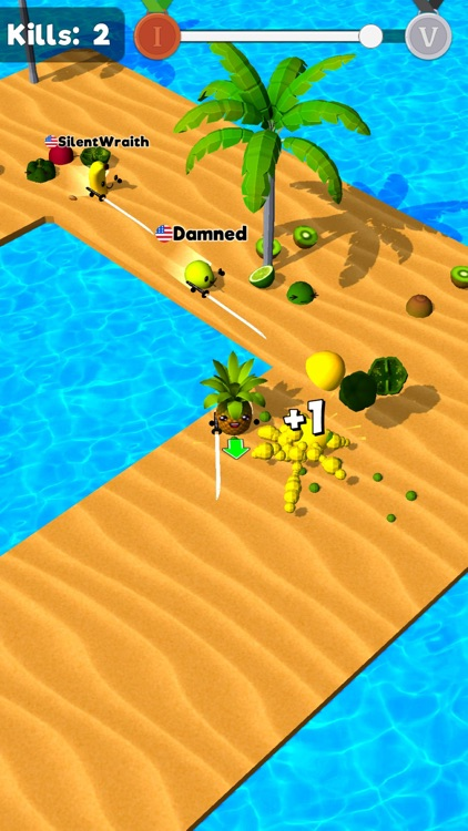 Sliced.io: Juicy Fruit Arena screenshot-7
