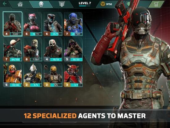 Modern Combat Versus screenshot 7