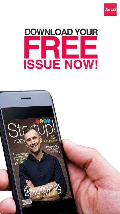 4321 Startup Magazine