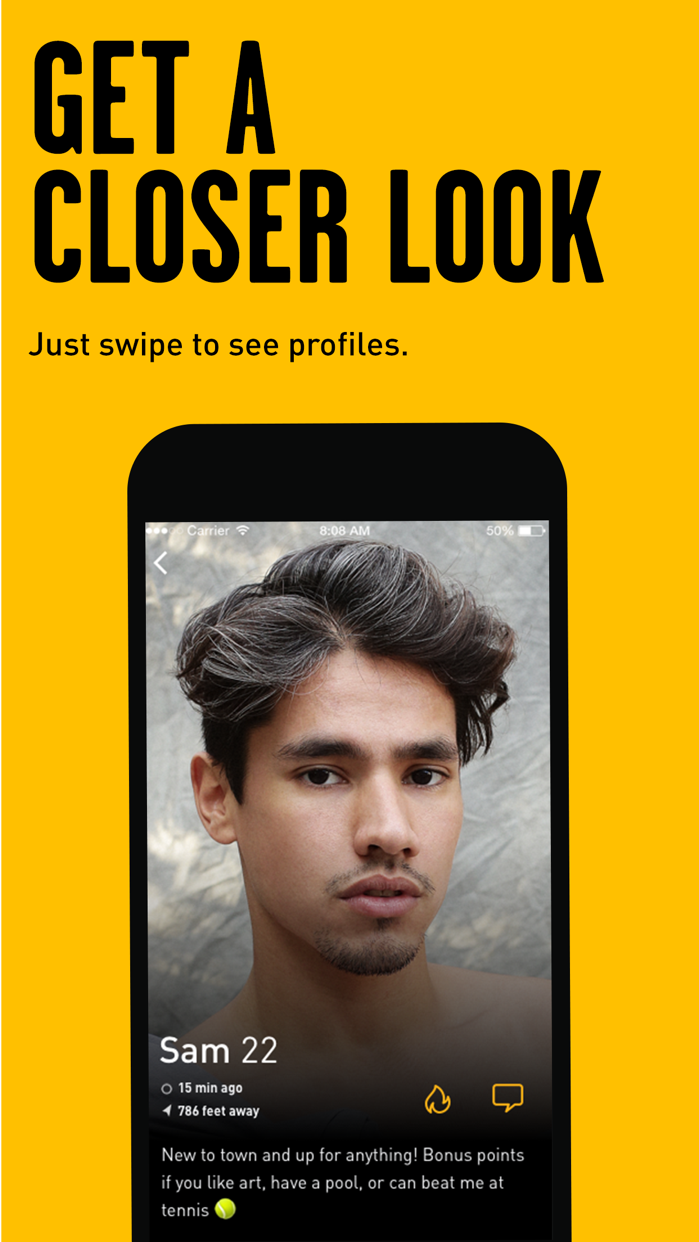 App Information Grindr - Gay chat