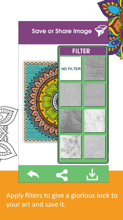Color Therapy - Coloring Book screenshot-3