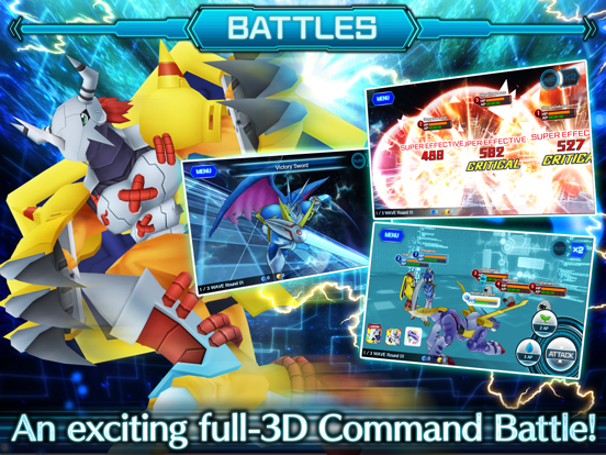 DigimonLinks screenshot 10