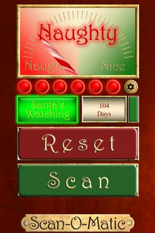 Santa's Scan-O-Matic - náhled