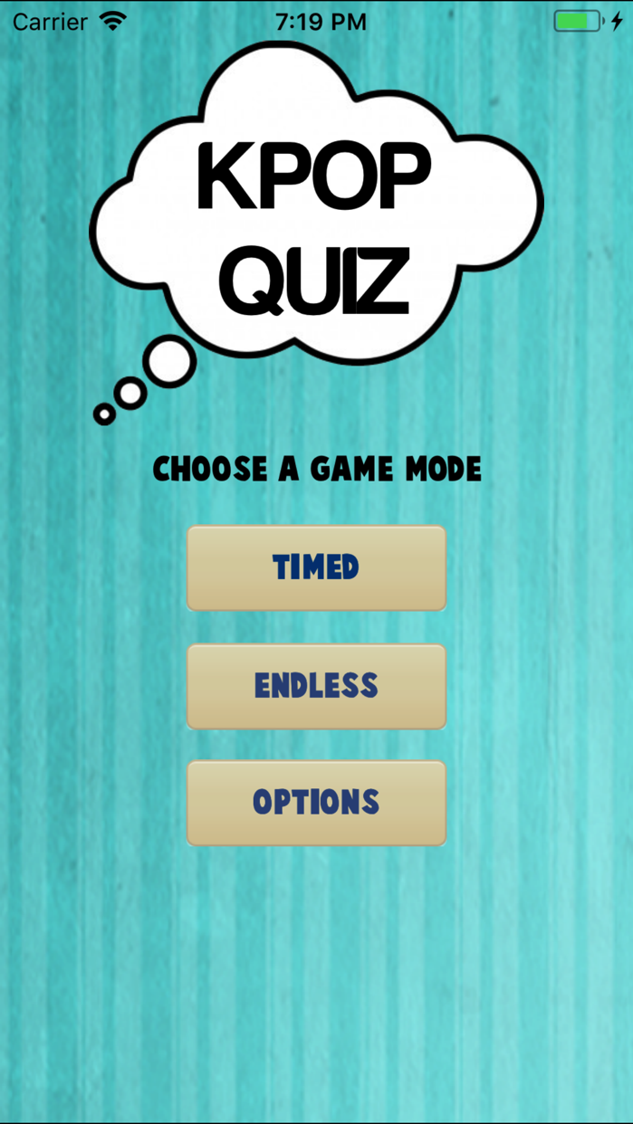 Kpop Quiz (K-pop Game) Screenshot
