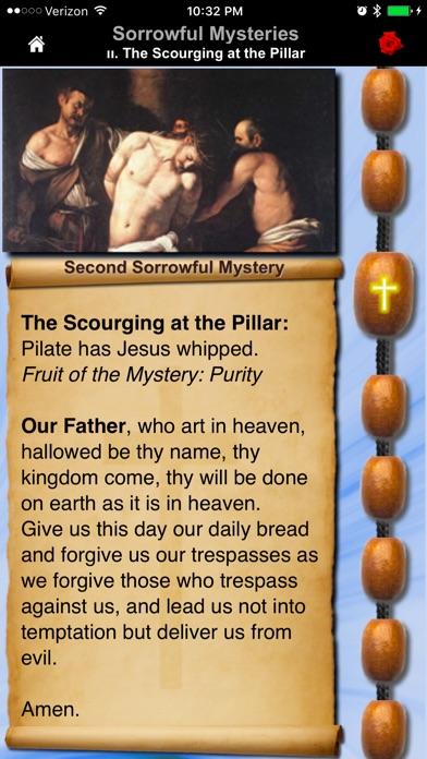 Irosary (catholic Rosary) review screenshots