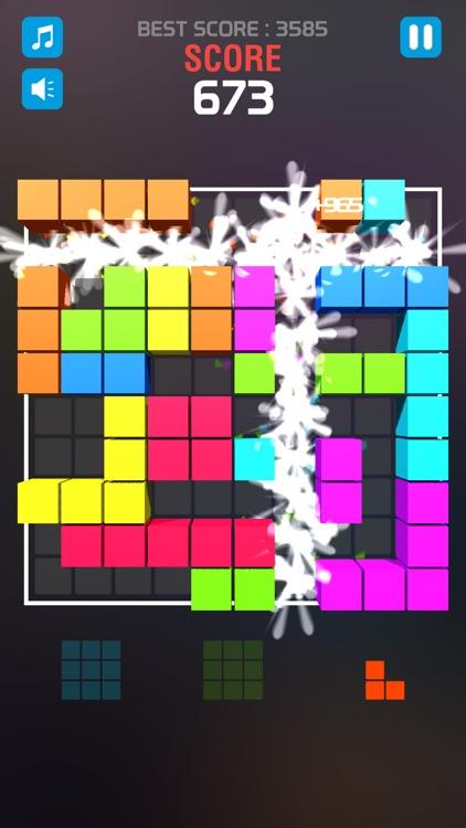 Block Puzzle Mania 3D